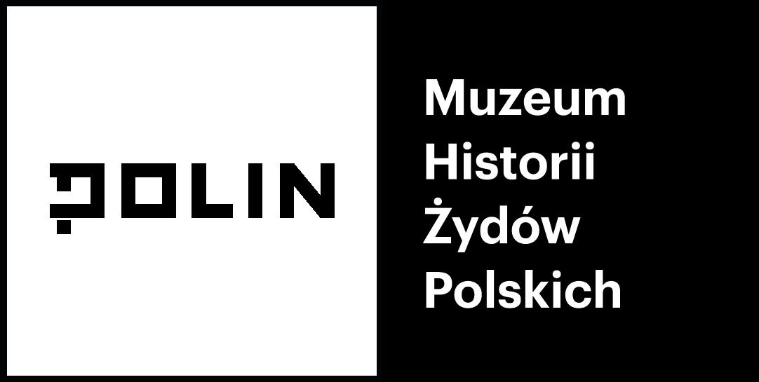 Logo Muzeum Historii Żydow Polskich POLIN